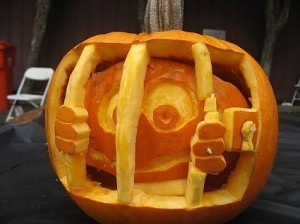 so many ways to have fun with pumpkins theres a lot more cool ideas out there but these are my favorite pics - Cool Pumpkin Ideas